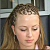"Corn Rows: Frisur CR-F50 ""Stephie"" (Magic Style Kundenfoto)"