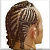 "Corn Rows: Frisur CR-M22 ""Georg"" (Magic Style Kundenfoto)"