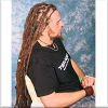 Dreadlocks: Frisur DL-M58