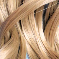 Magic Style Heat Thermofiberhaare: Farbe 22 - Hellblond