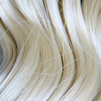 Magic Style Heat Thermofiberhaare: Farbe 613 - Weißblond