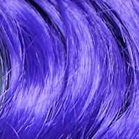 Magic Style Heat Thermofiberhaare: Farbe Dark Purple - Dunkles Violett