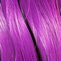 Magic Style Heat Thermofiberhaare: Farbe Purple - Violett